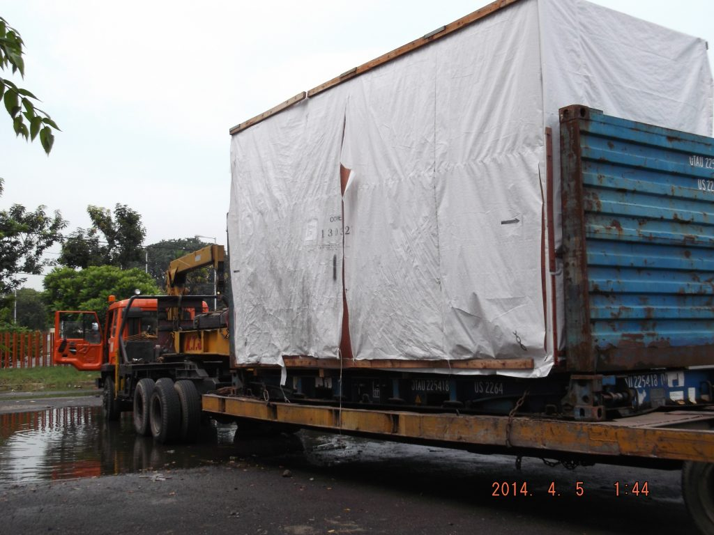 project cargo Our oan project team will handle the specialized equipment transportation needs of your oversize and heavy lift project cargo, whereby we provide individual transport logistics planningfrom origin to final destination.